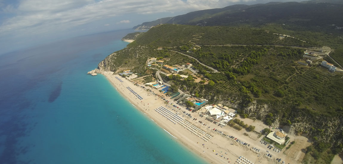 Panoramic Kathisma Beach